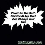 DBTA – PowerBI: The Self-Service BI App That Can Change Your Life