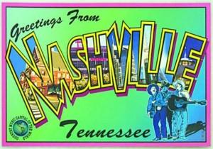 KevinEKline.com SQLVacation Nashville Postcard