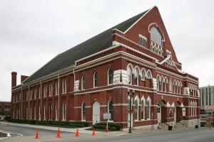 KevinEKline.com SQLVacation Ryman_Auditorium