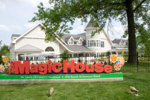 St Louis Magic House