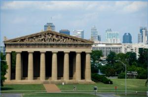 KevinEKline.com SQLVacation Nashville Parthenon