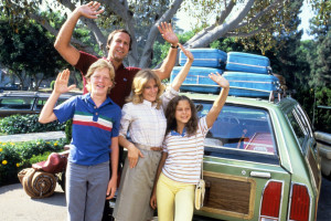 That Kline family won't be nearly as good at this as us Griswolds!